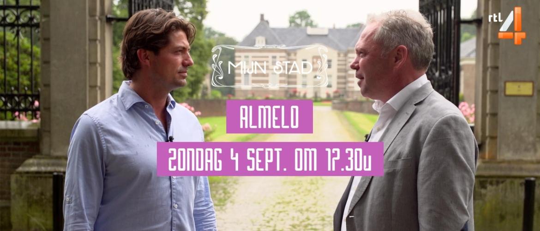 Uitzending zondag 4 september om circa 17.30u